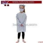 Doctor Party Costumes Child Costume Children′s Party Supply