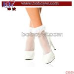 Sexty Elastic Ultrathin Transpatent Lace Ankle Socks Anklets