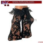 Sexy Lace Ruffle Frilly Ankle Socks Anklet Women Socks