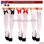 Ladies Knee Hold up Stockings Socks Women Socks