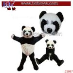 Panda Bear Mascot Costume Halloween Xmas Party Outfit