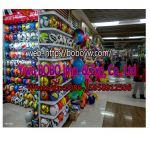 Sport Balls in Yiwu China Commodity City
