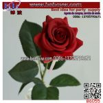 Valentine′s Day Artificial Rose Flower for Wedding Party Decoration Artificial Flowers (B6055)