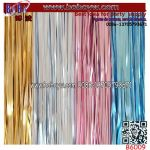 Metallic Foil Curtain Wedding Decoration Backdrop Foil Fringe Tinsel Curtain Shiny Backdrop Birthday Party Decoration (B6009)