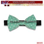 Jacquard Bow Tie for Halloween Holiday Gift Neck Tie Wedding Present (B8305)