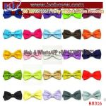 Office Furniture Jacquard Office Staff Polyester Tie Nylon Bowtie Polyester Neckties (B8316)