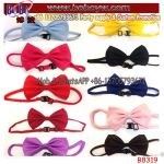 Adjustable Satin Pre Tied Wedding Gifts Bow Ties Party Accessory (B8319)
